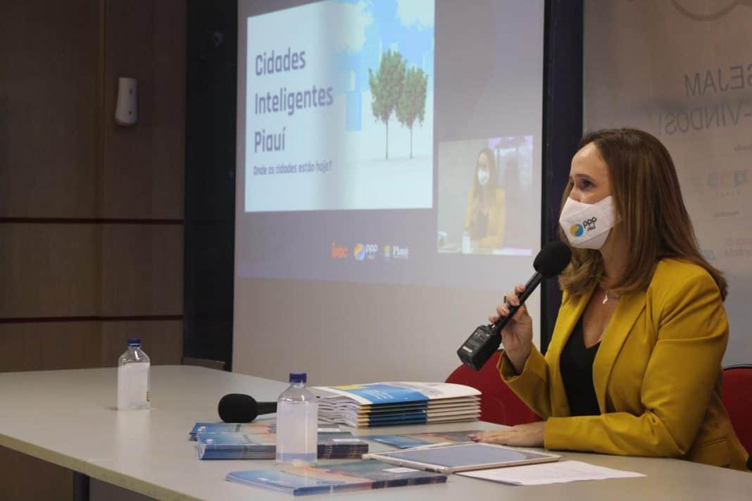 Fotografia do Programa PPP Piauí Cidades Inteligentes