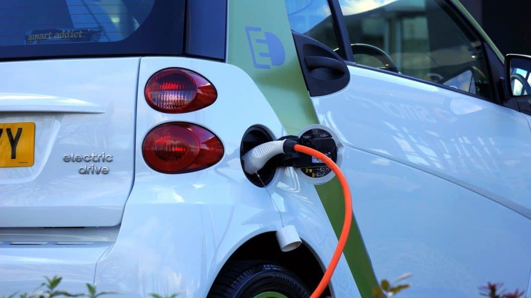 Fotografia de veículos elétricos