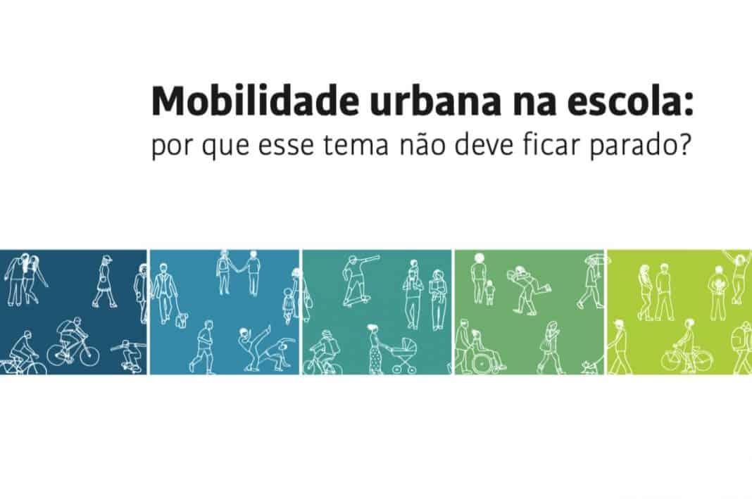 Fotografia da capa do MOBILIDADE URBANA NA ESCOLA