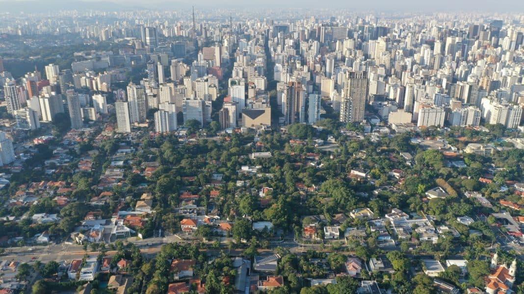 Fotografica que contextualiza com a Política Nacional de Desenvolvimento Urbano