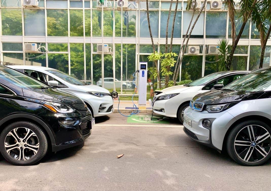 Mobilidade Elétrica Cidades Saudáveis