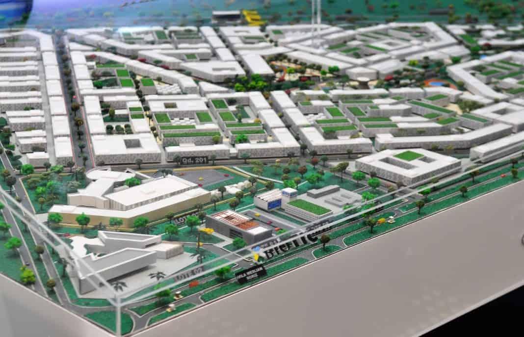 Reprodução Parque Tecnológico de Brasília