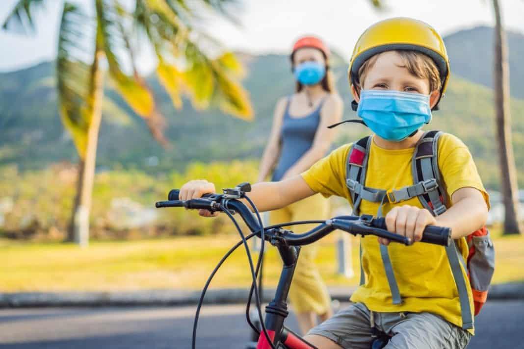 Rodinha zero bicicleta crianças