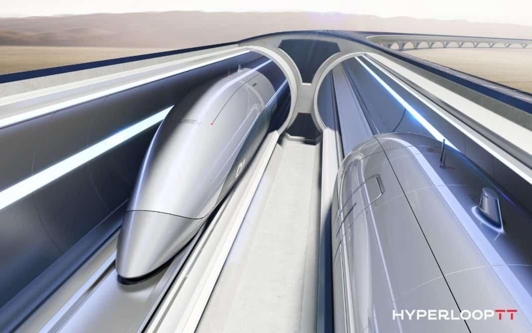 Fotografia da hyperlooptt