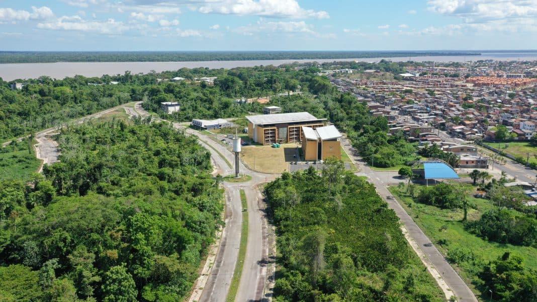 Amazônia desenvolvimento sustentável