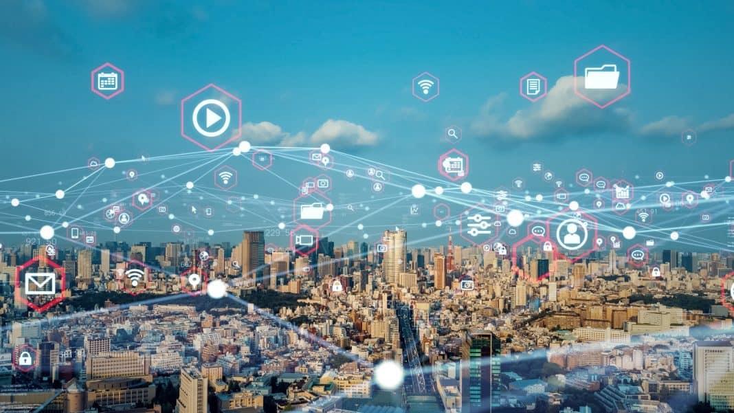 cidades transformação digital